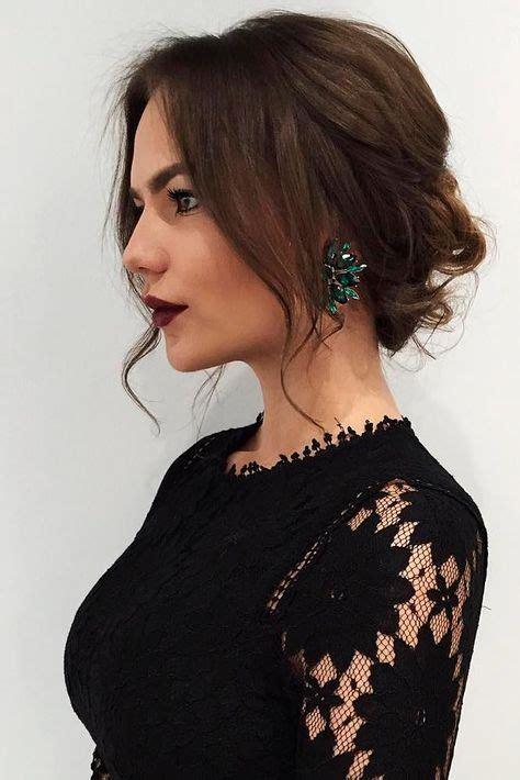 formal hairdos black ties best 25 medium length updo ideas on pinterest