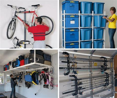 garage organization ideas  stay  home