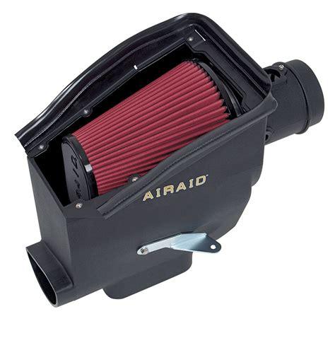 air intake systems 400 214 1 airaid performance air intake system