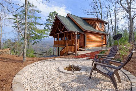 Cabins In Pigeon Forge Tn by Pigeon Forge Cabin Rental Rific View