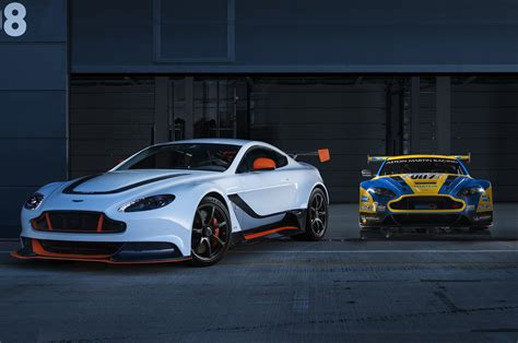 Aston Martin Vantage Hp Aston Martin Vantage Gt3 Debuts With 591 Hp