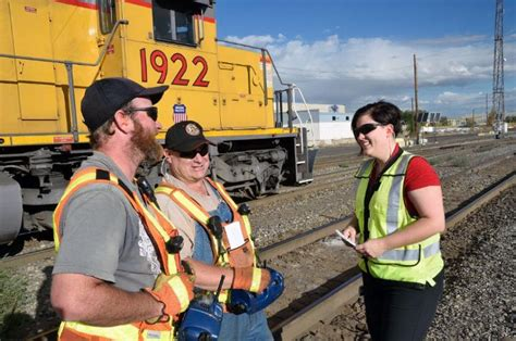 eighth generation railroader union pacific
