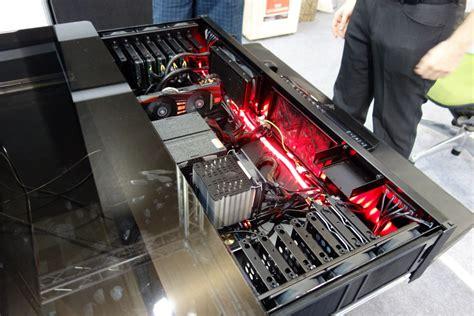 boitier bureau d 233 couverte du bureau bo 238 tier pc selon lian li