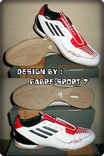 Nike Futsal Sb10 Putih Lis Merah adidas f50 prime futsal