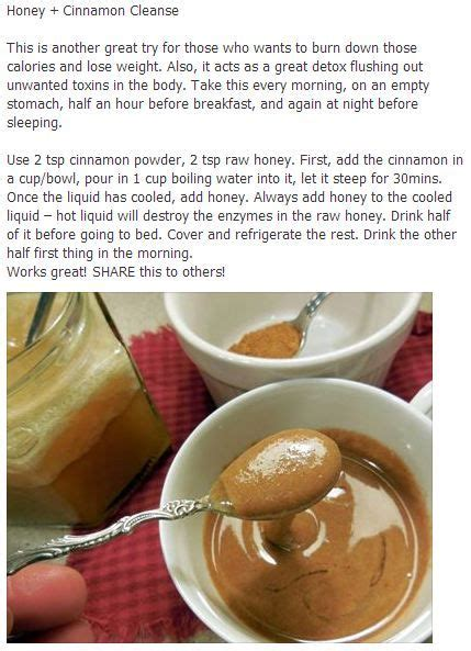 Vinegar Cinnamon Honey Detox by Honey Cinnamon Cleanse Bombshell Spell And Cinnamon On
