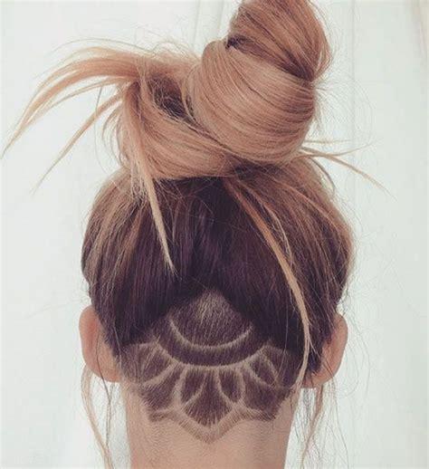 best 25 triangle hair ideas 25 best ideas about undercut long hair on pinterest