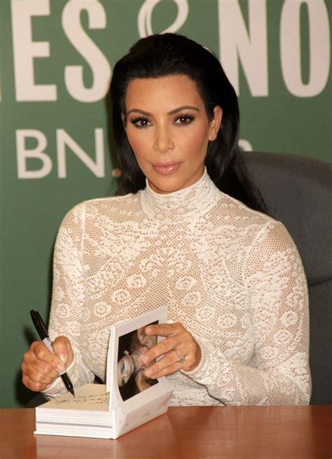 kim kardashian book selfish kim kardashian picture 886 book signing for her new book