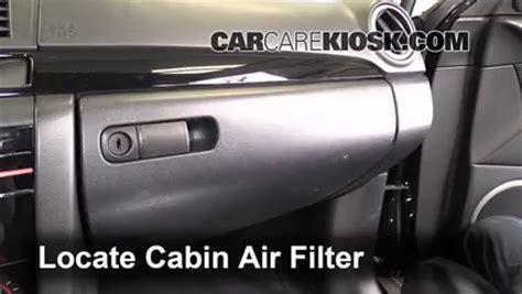 automobile air conditioning repair 2009 mazda mazda5 windshield wipe control cabin filter replacement mazda 3 2004 2009 2009 mazda 3 s 2 3l 4 cyl sedan