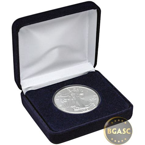 American Eagle Check Gift Card - buy 1 oz silver american eagle brilliant uncirculated bullion coin in velvet gift box