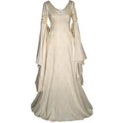 Gothic Wedding Dress Medieval Dresses Polyvore