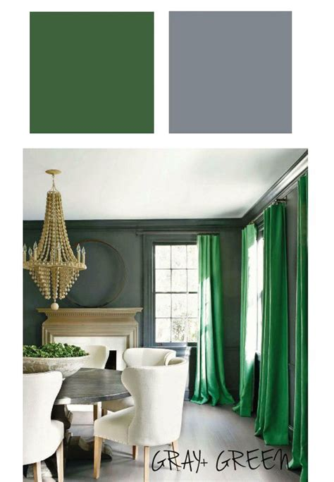 green and gray room pin by ashley davis on 33 office pinterest