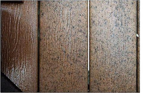corte clean composite deck dock fence cleaner mold mildew