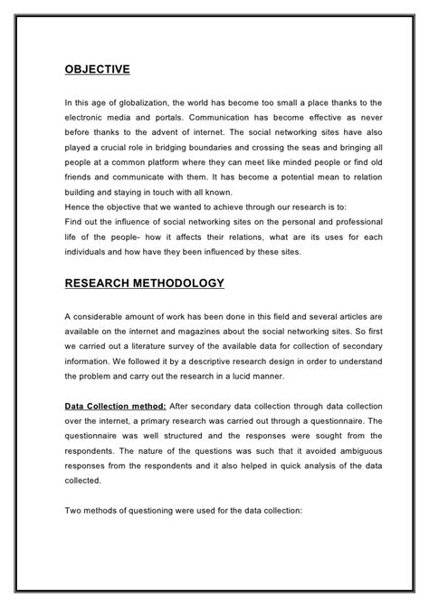 thesis about social media sites social media essay