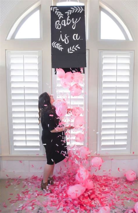 Baby Shower Reveal Ideas by Best 25 Gender Reveal Ideas On Baby Reveal