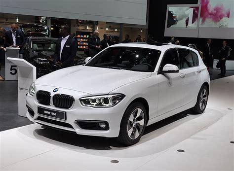 Bmw 1er Reihe Facelift by Genf 2015 Bmw 1er F20 Facelift Automobil