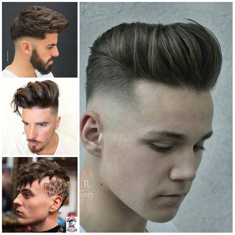 back of haircut boys modern undercut hairstyle 2017
