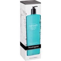 Neutrogena Bath And Shower Gel Neutrogena Rainbath Moisture Rich Shower And Bath Gel 32