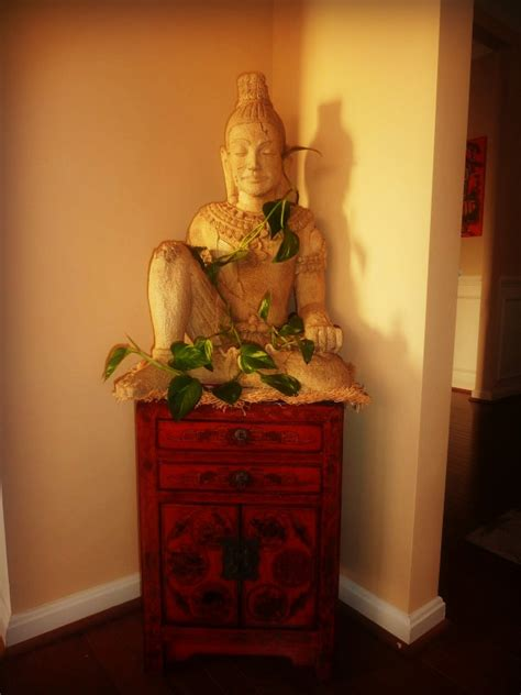 buddha decor for the home asian inspired decor thai buddha whats ur home story