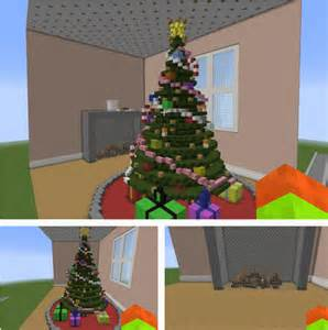 Cool stuff on minecraft pe awesome christmas stuff from ogel the diy