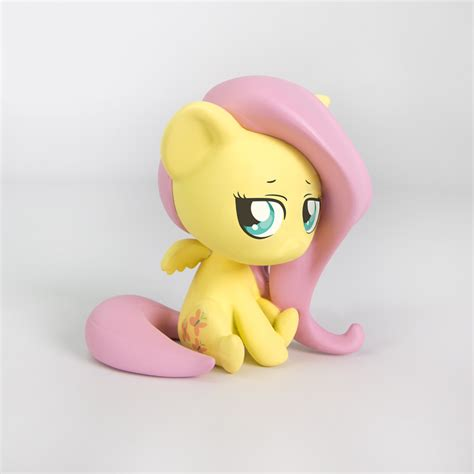 Pony With Figure pre sale starts for series 2 chibi vinyl figures by