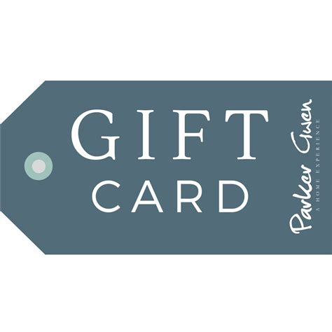Tops Gift Card Selection - parker gwen debuts digital gift cards and special online