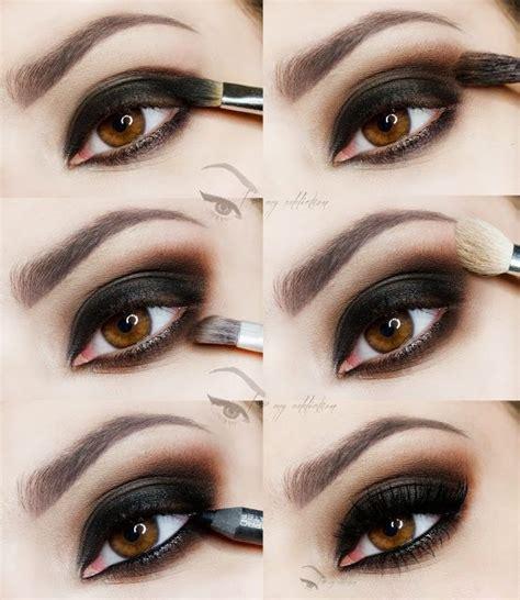 tutorial makeup smokey eyes simple but dramatic smokey eye makeup tutorial be modish