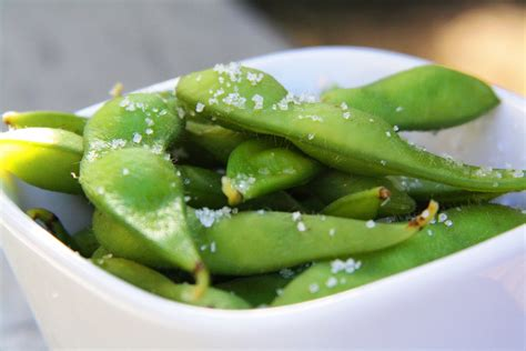 edamame my favourite snack where are thou the hidden glasshouse
