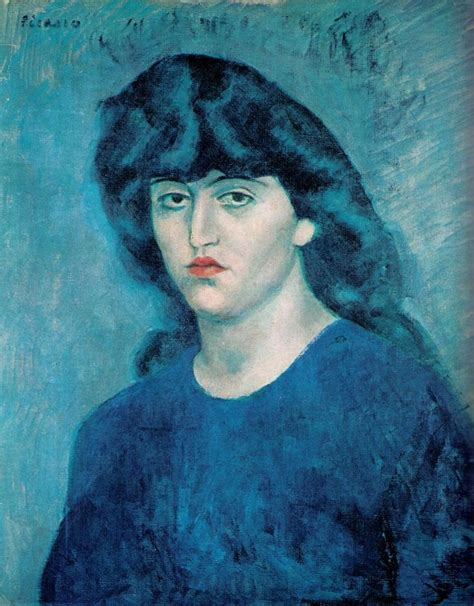 picasso paintings the tragedy pablo picasso blue period paintings portrait of suzanne