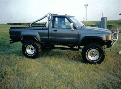Toyota Up 4x4 1987 Toyota 4x4 Tacoma Truck Toys