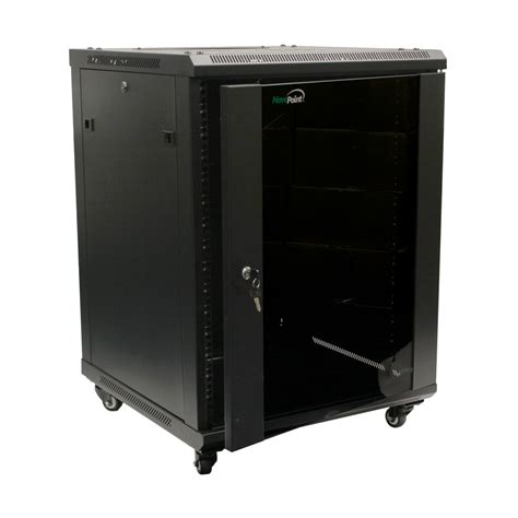 15 inch wall cabinets 15u wall mount server data cabinet 24 inch depth glass