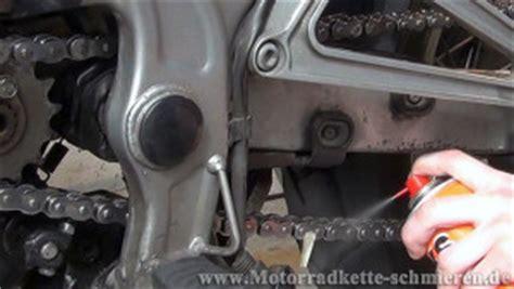 Motorradkette Richtig Reinigen Und Schmieren by Motorradkette Reinigen Und Schmieren Infos Tipps