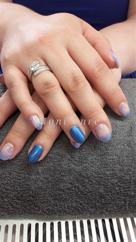 Gel Teennagels by Fotos Nagel Voorbeelden Moni Cure