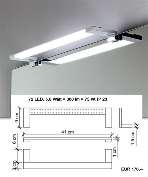 led licht le badspiegel nach mass bavaria b 228 der technik m 252 nchen