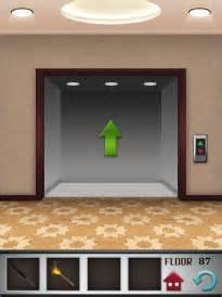 100 floors escape level 87 100 floors level 87 walkthrough