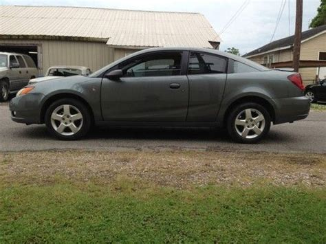 buy car manuals 2007 saturn ion spare parts catalogs sell used 2007 saturn ion 2 base coupe 4 door 2 2l manual transmission in new orleans louisiana