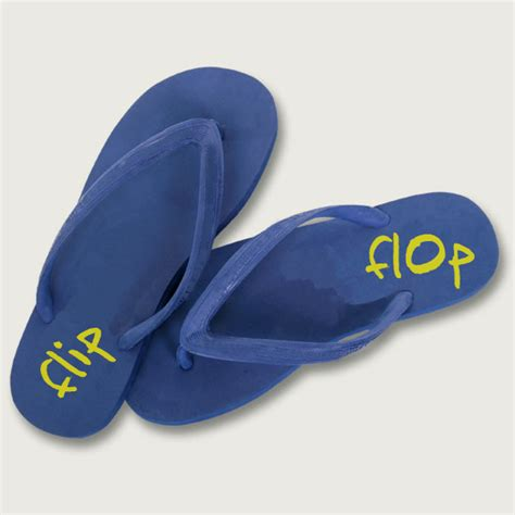 Flip Flop shoes at the door abc suffer from knee