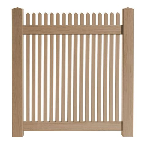 split rail vinyl fencing fencing the home depot