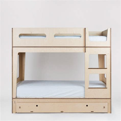 modern bunk bed with trundle italian design bed with storage and trundle italian