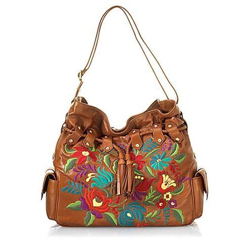 fiore handbags fiore blossom hobo handbag