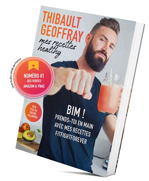 2501136349 mes recettes healthy bim mes recettes healthy thibault geoffray