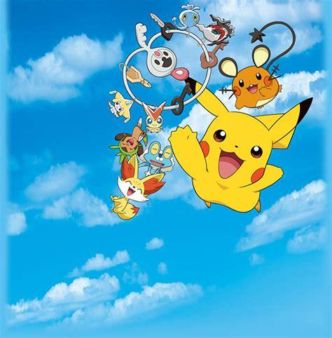 nuevas imagenes de pokemon xy pokemon xy movie pikachu deculture es