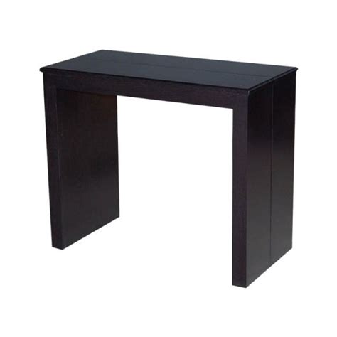 table salle a manger cdiscount console transformable table salle manger