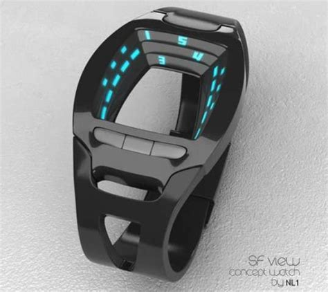 coolest latest gadgets spatially telling time modern 70 fantastic futuristic watches