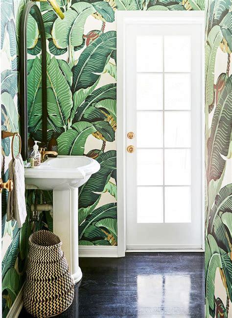 botanical bathroom 25 ways to decorate with botanical prints