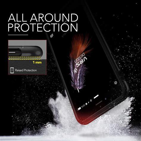 Verus High Pro Shield For Iphone 7 Plus Steel Silver Perak verus high pro shield skal till apple iphone 7 plus
