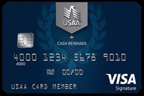 Can I Get Cash Back From A Visa Gift Card - usaa cash rewards visa signature review earn 1 25 cash back