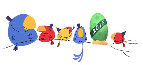 google images new year google doodles