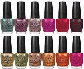 opi nail colors opi nail lacquer winter 2010 collection burlesque