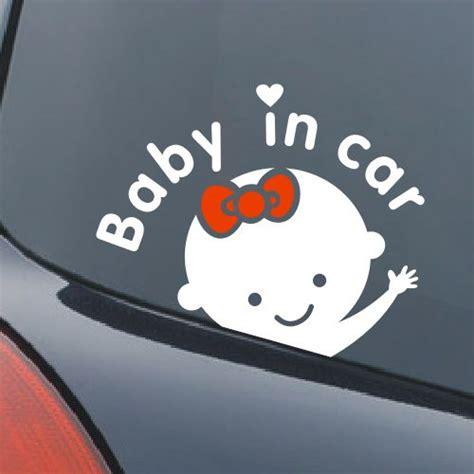 Baby In Car Sticker souq baby on board baby in car sticker uae
