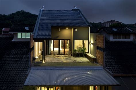 Malaysia Home Renovation 2 Storey Surreal Reconstruction Of 23 Terrace By Drtan Lm Architect